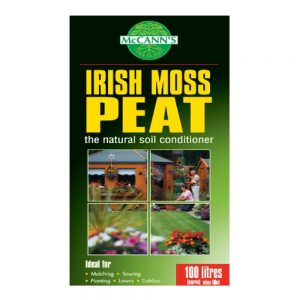 100L Irish Moss Peat