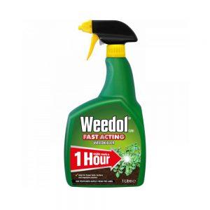 1L Weedol® Gun!™ Fast Acting Weedkiller 5.99