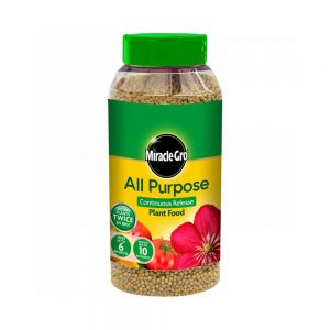 1kg Miracle-Gro® All Purpose Continuous Release Plant Food £6.49 each or 2 for £10