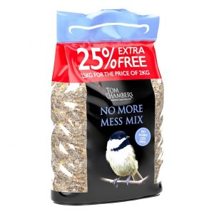 2.5kg Tom Chambers No More Mess Mix £6.99
