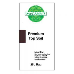 25L Premium Top Soil 2.99 (3+2.75)