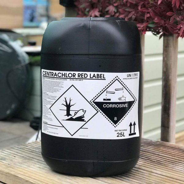 25L Centrachlor Red Label 24.99