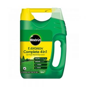 3.5kg Miracle-Gro® EverGreen® Complete 4 in 1 £10.99