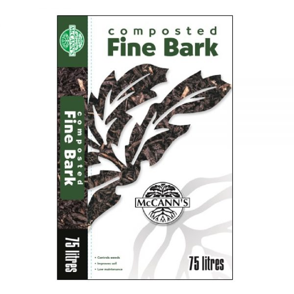 75L Composted Fine Bark