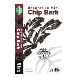 75L Decorative Mini Chip Bark