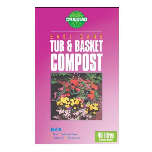 80L Tub & Basket Compost