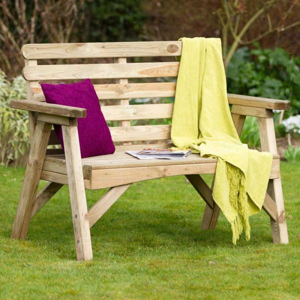 Abbey 2 Seater Bench £149