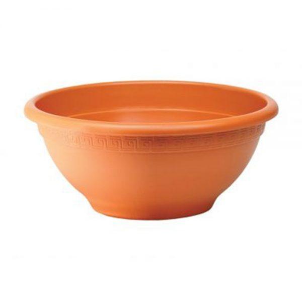 Elba Bowl Terracotta £1.99