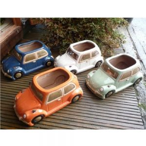 Glazed Novelty Cars