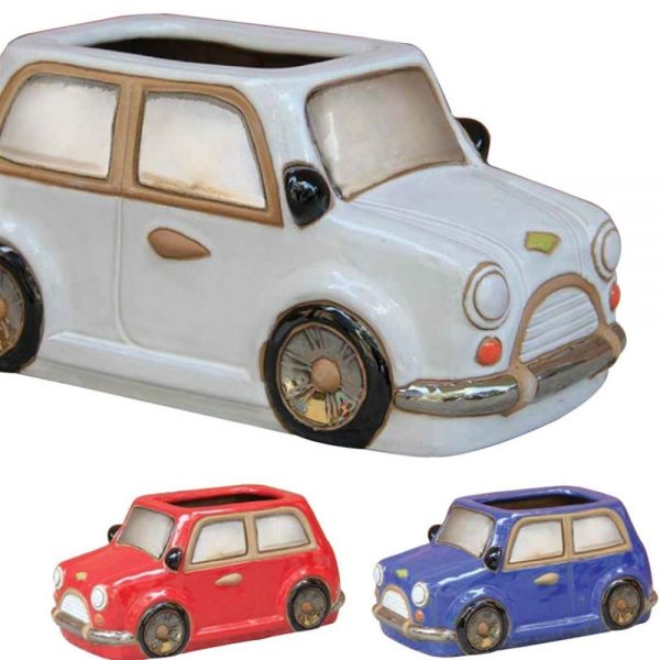 Glazed Novelty Cars