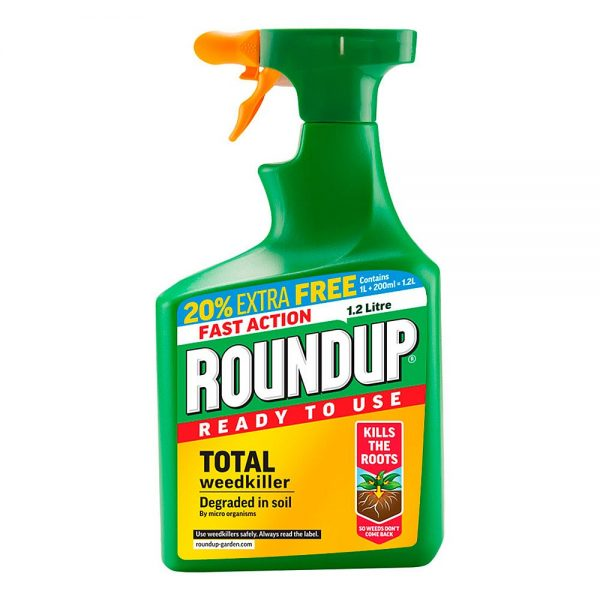 1.2L Roundup Weedkiller Gun