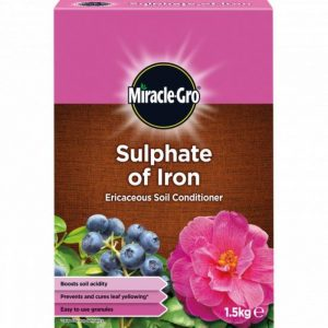 1.5kg Miracle-Gro® Sulphate of Iron
