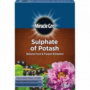 1.5kg Miracle-Gro® Sulphate of Potash