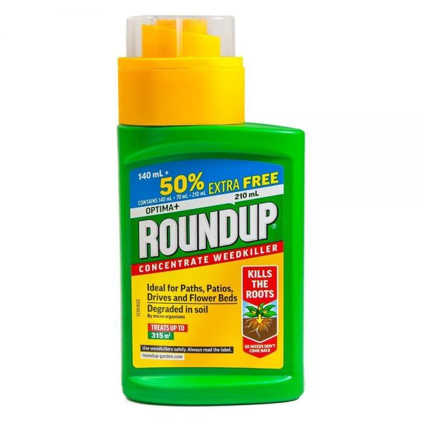 140ml Roundup Concentrate
