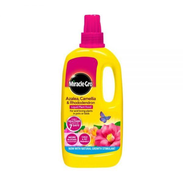 1L Miracle-Gro Azalea, Camillia and Rhododendron Liquid Feed