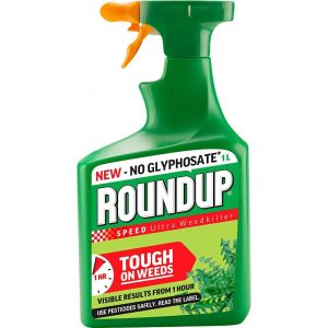 1L Roundup Speed Ultra Weedkiller Gun