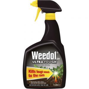 1L Weedol Ultra Tough Weedkiller