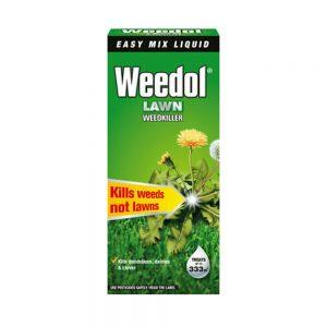 500ml Weedol Lawn Weedkiller 333m2