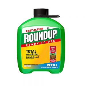 5L Roundup Weedkiller Refill