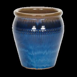 Chamberlain Balmoral Blue Jar