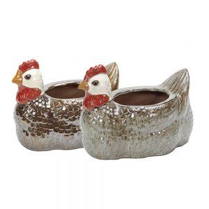 Glazed Hen