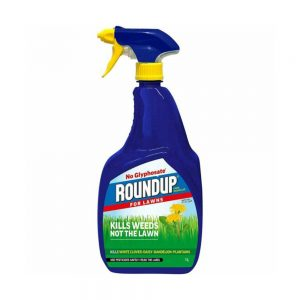 Roundup for Lawns Weedkiller No Glyphosate