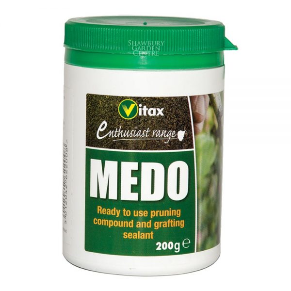 Vitax Medo Pruning Compound & Grafting Sealant 200g