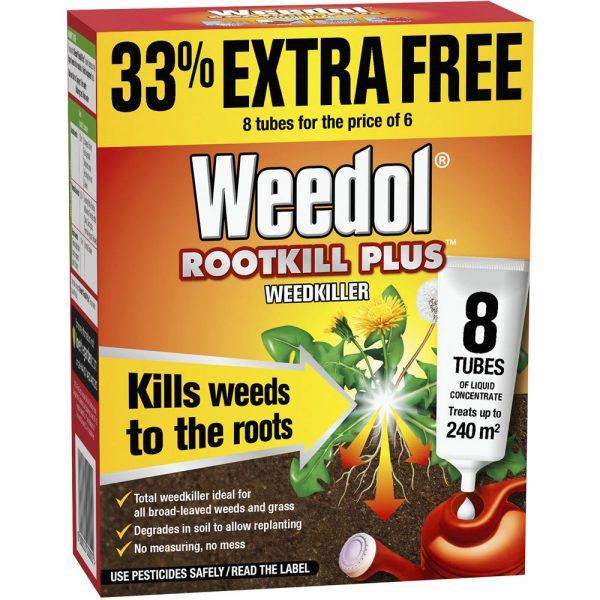 Weedol Rootkill Plus Weedkiller