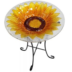 Gardman Sunflower Bird Bath