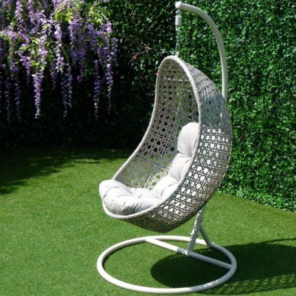 Egg Swing Chair Single Tall