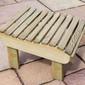 Lily Footstool