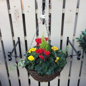Seasonal Hanging Basket