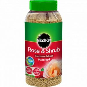 1L Miracle-Gro Rose & Shrub Continuous Release Plant Food