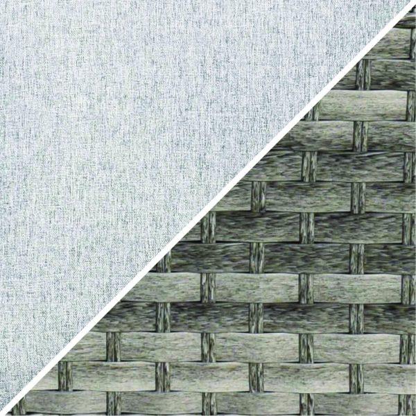 Amalfi Bistro Set - Dark Grey Tabletop