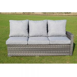 Amalfi Casual Sofa Dining Set - Dark Grey (MJT-745) Sofa