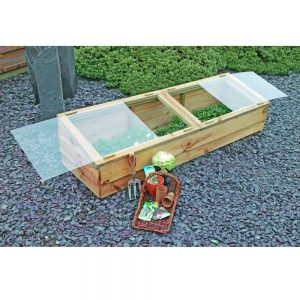 Large Cold Frame Slide