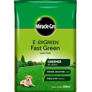 Miracle-Gro Fast Green Lawn Food 200m2