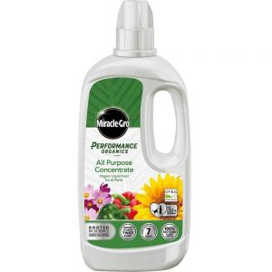 Miracle-Gro Performance Organic All Purpose Food 1L