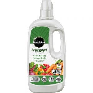 Miracle-Gro Performance Organic Fruit & Veg Food 1L