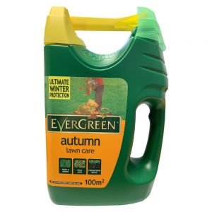 Evergreen Autumn Lawn Spreader