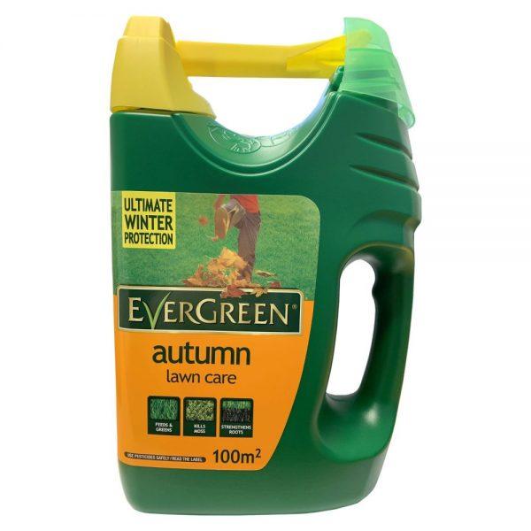 Evergreen Autumn Lawn Spreader