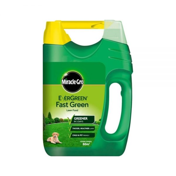 Evergreen Fast Green Spreader 80m2