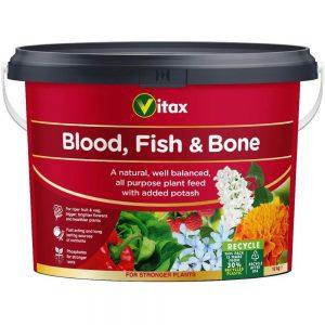 Vitax 10kg Blood, Fish & Bone